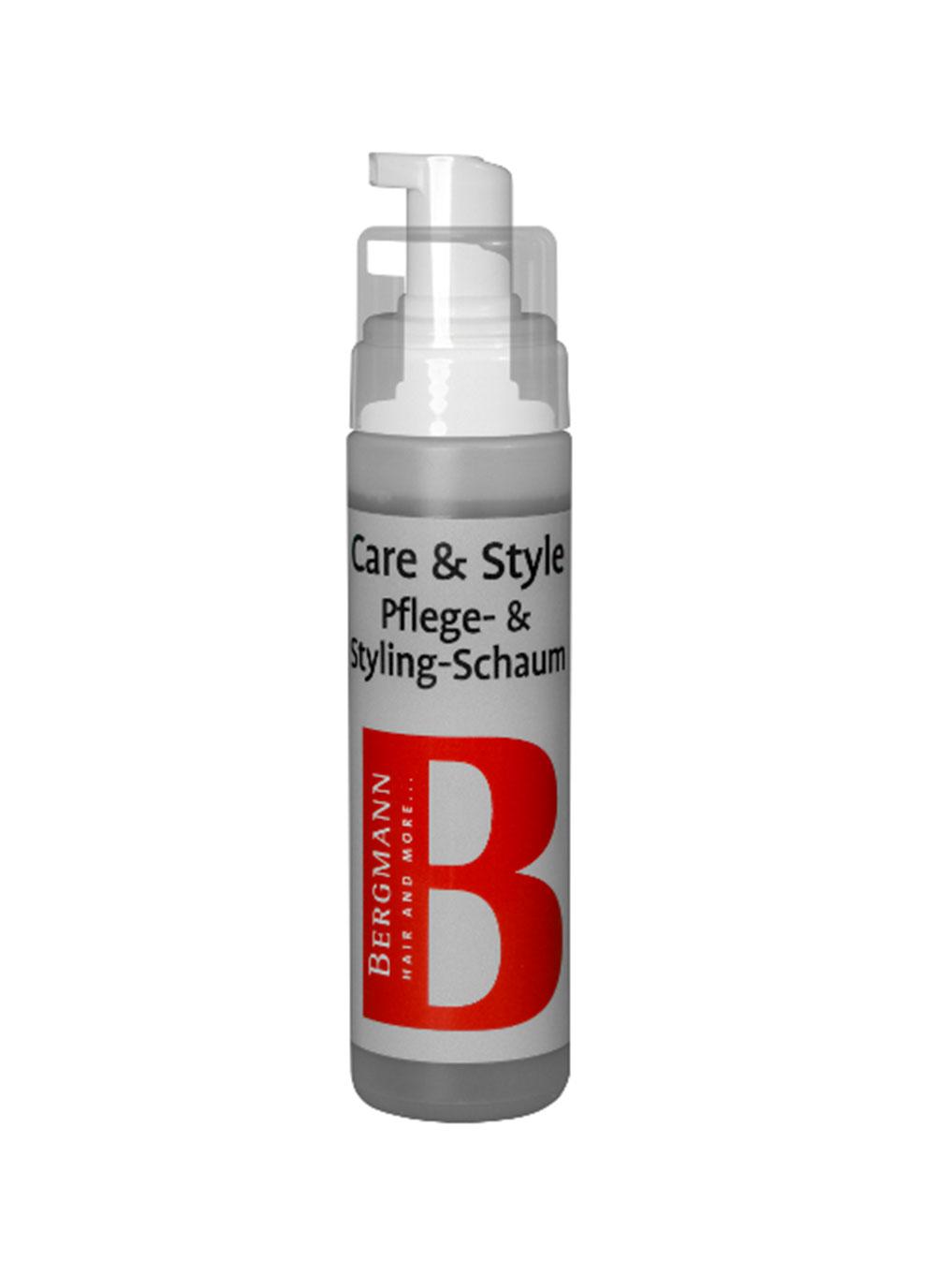 Bergmann Zubehör - Care & Style Pflege & Styling Schaum 200ml