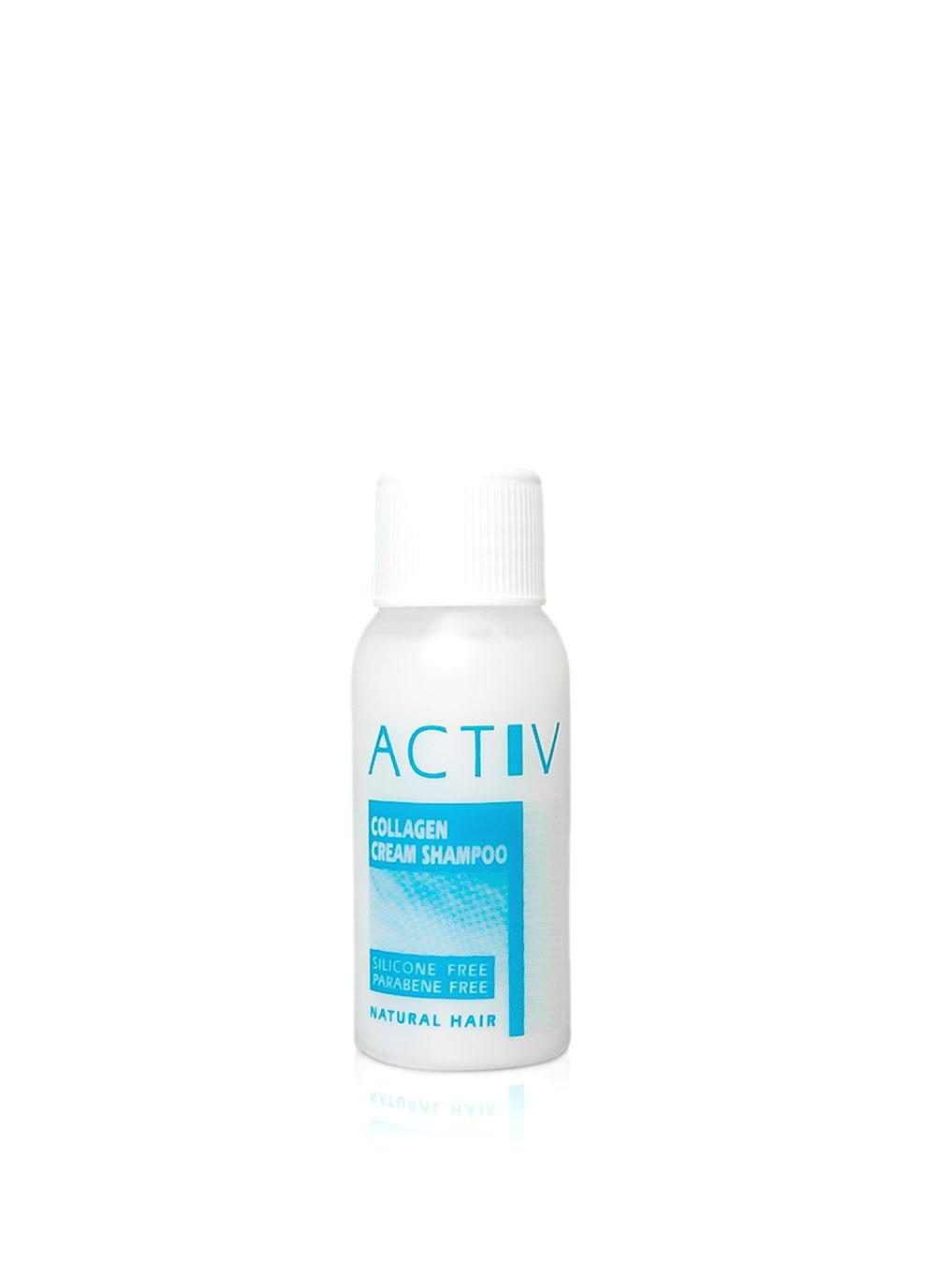 GFH Zubehör - Activ Collagen Cream Shampoo Echthaar 50ml