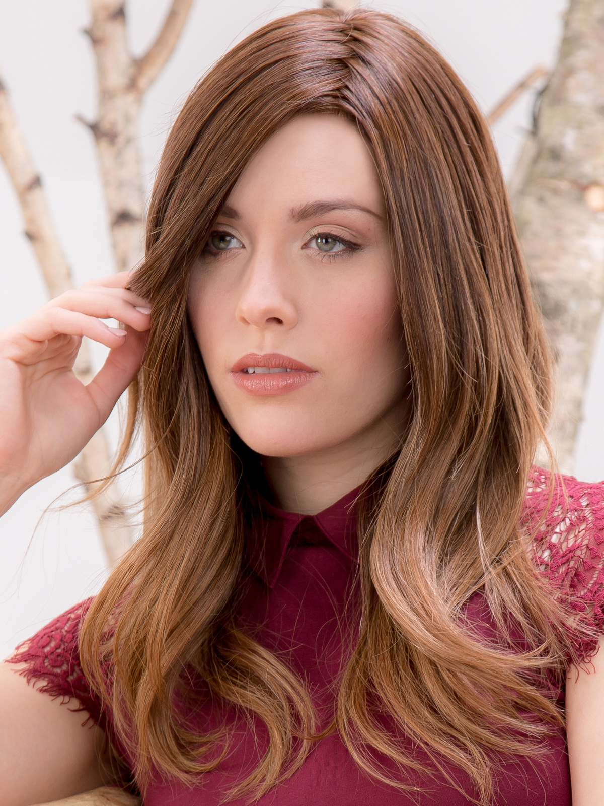 Fancy Hair Perücke - Letizia