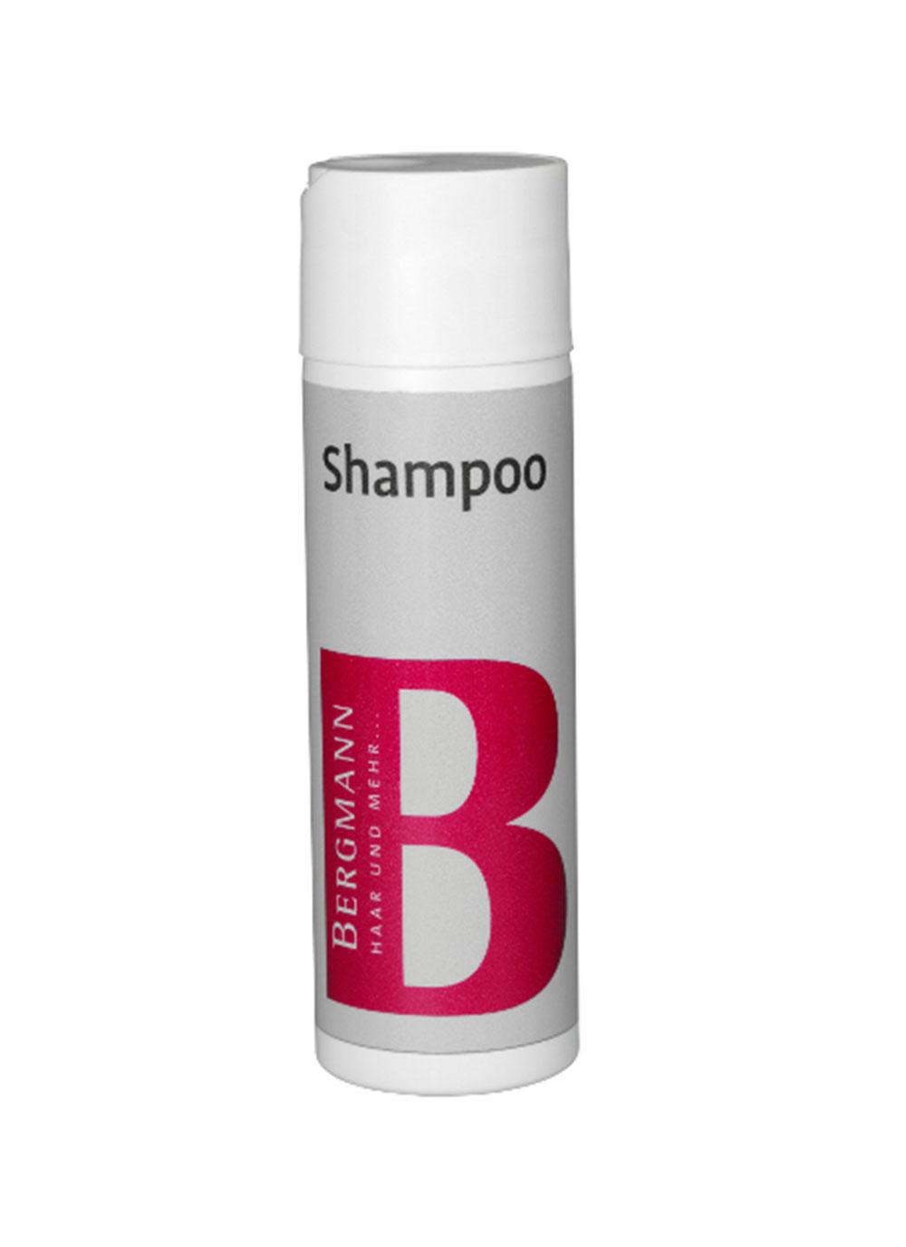 Bergmann Zubehör - Kunsthaar Shampoo 100ml