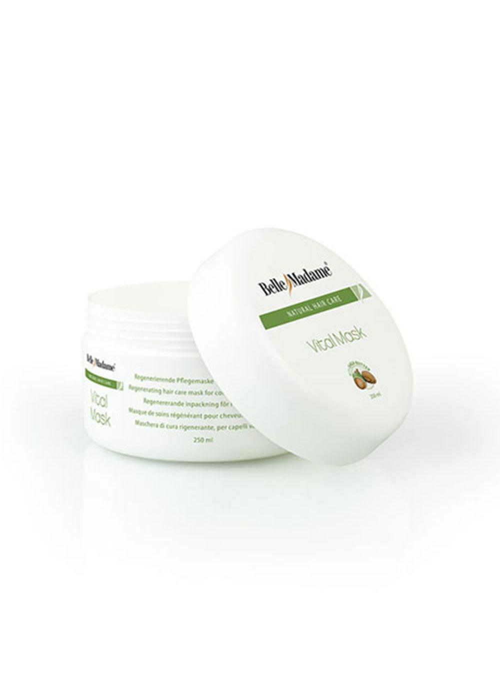 Dening Hair Zubehör - Vital Mask Echthaar 250ml