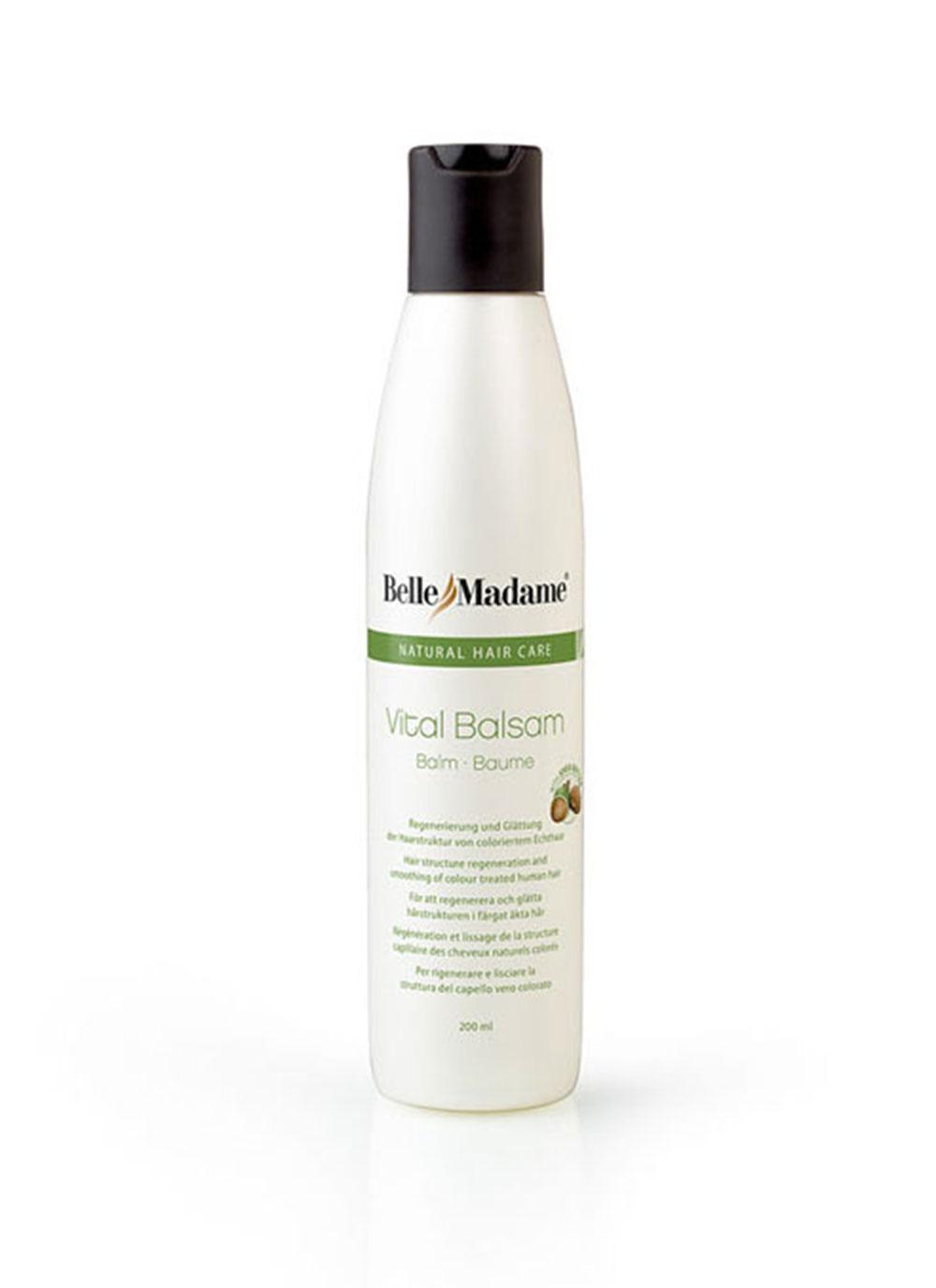 Dening Hair Zubehör -  Vital Balsam Echthaar 200ml