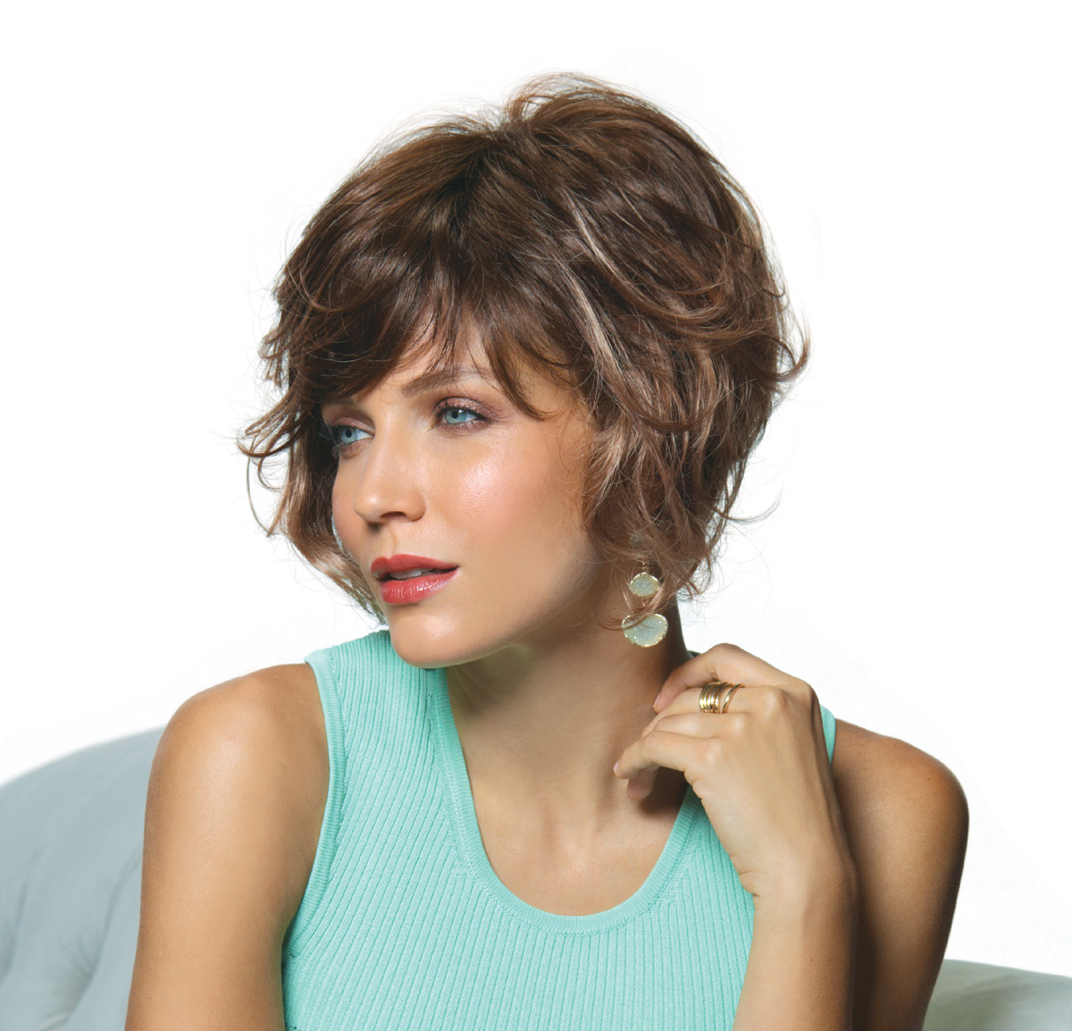 Fancy Hair Perücke - Kaylee