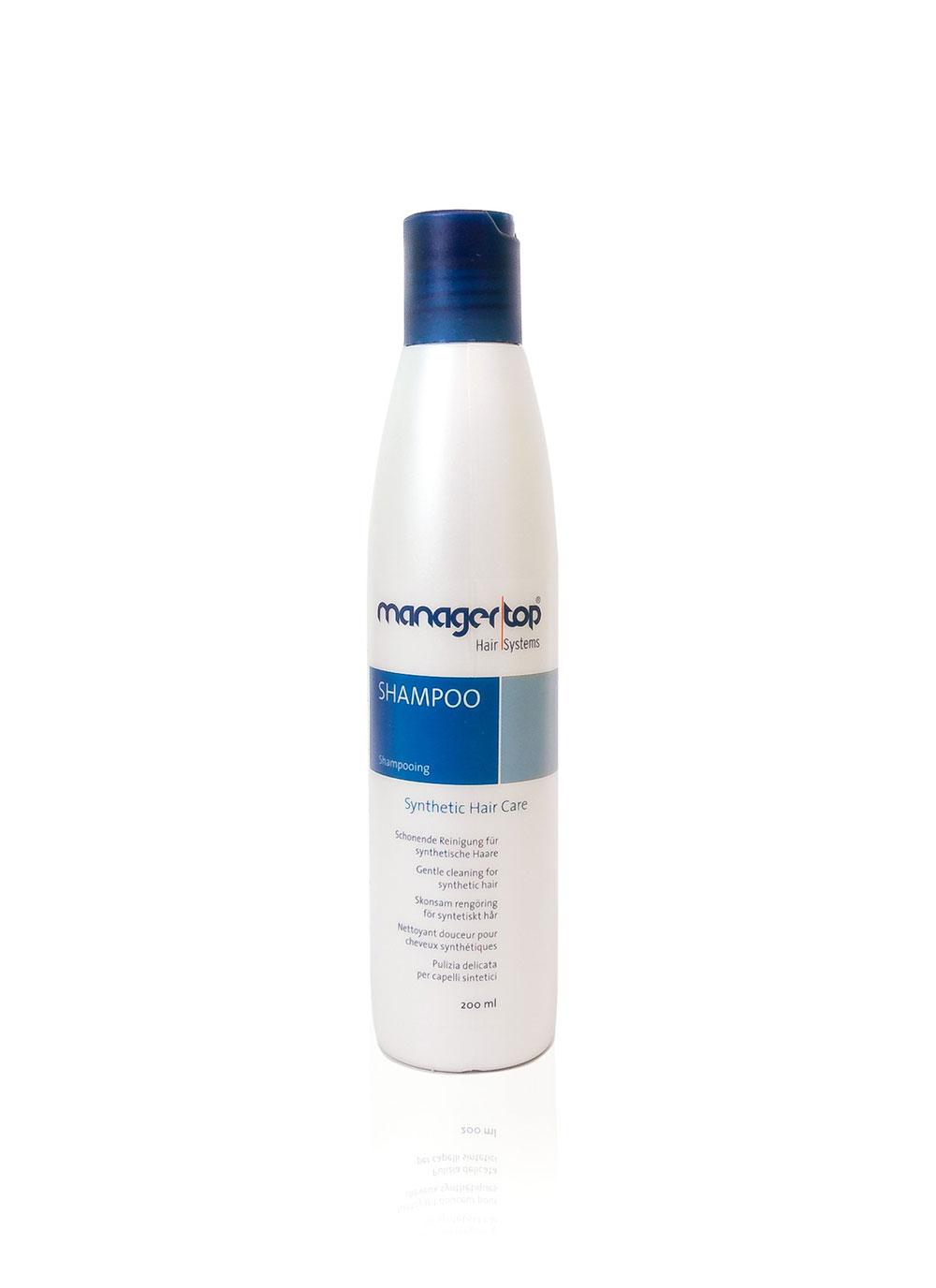 Dening Hair Zubehör - Manager Top Shampoo Kunsthaar 200ml