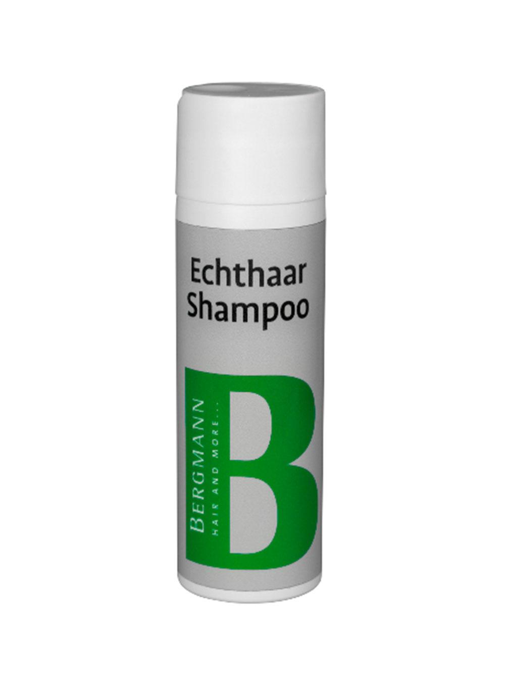 Bergmann Zubehör - Echthaar Shampoo 200ml
