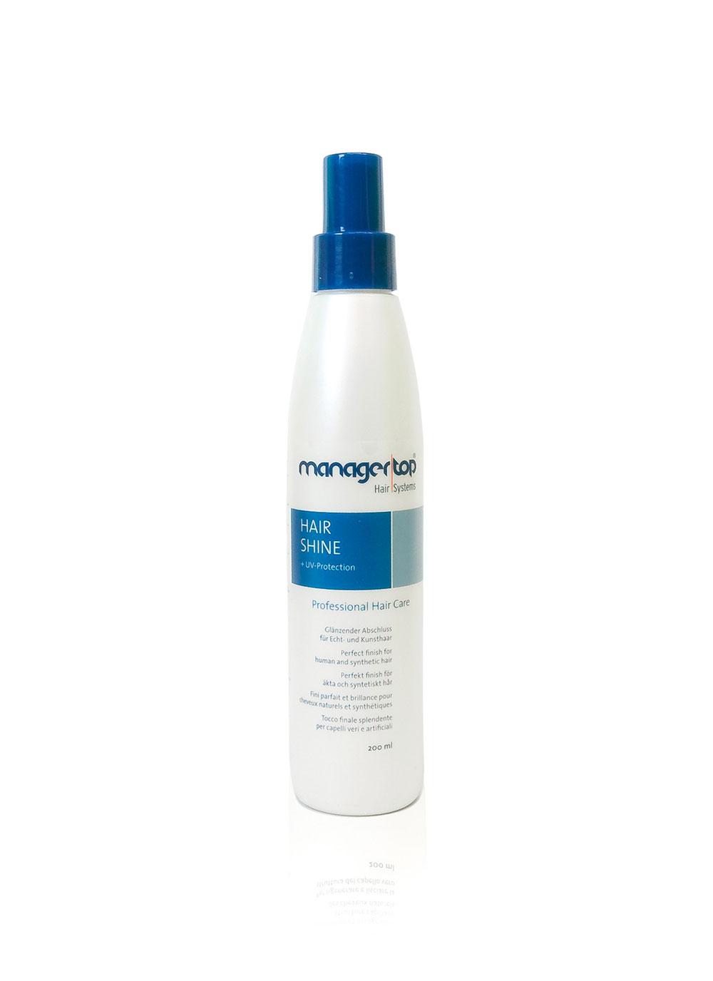 Dening Hair Zubehör - Manager Top Hair Shine 200ml