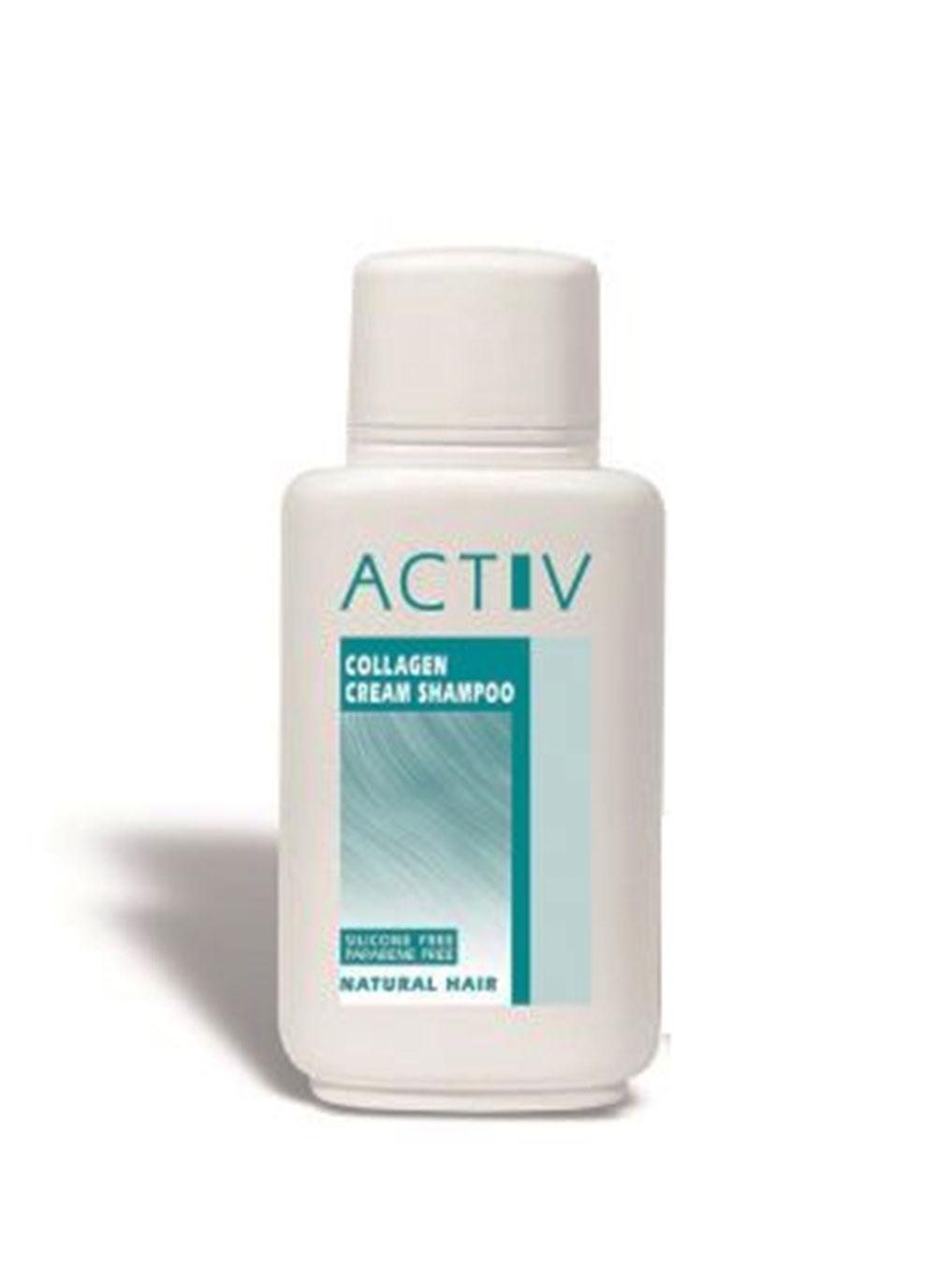 GFH Zubehör - Activ Collagen Cream Shampoo Echthaar 200ml