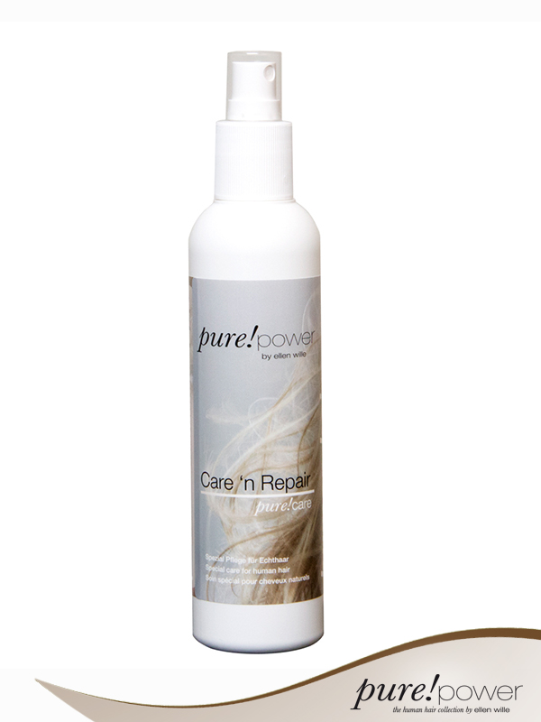 Ellen Wille pure!power - Echthaar Spray Care 'N Repair 200ml