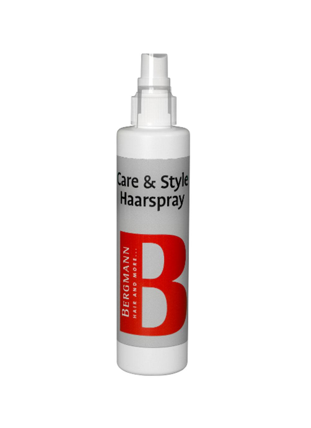 Bergmann Zubehör - Care & Style Haarspray 200ml